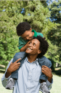 father and son family law child custody